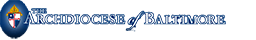 logo for archdiocese of baltimore