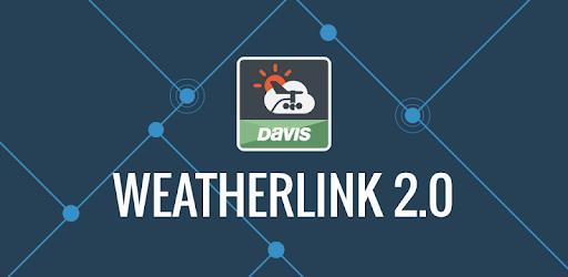 blue logo for weatherlink 2.0