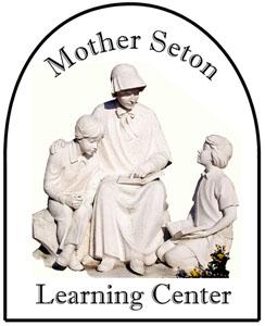 mother seton statue logo