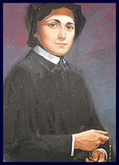 Saint Elizabeth Ann Seton portrait